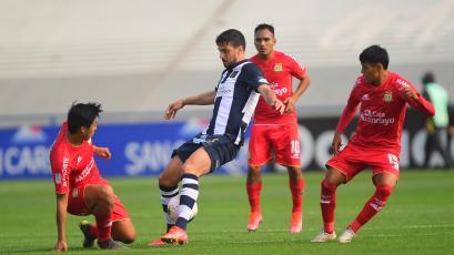 Liga1 Betsson: Sport Huancayo, el rival al que Alianza Lima no le gana hace dos años