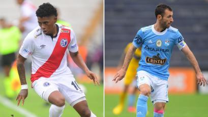 Liga1 Betsson: así alinearían Deportivo Municipal y Sporting Cristal esta tarde