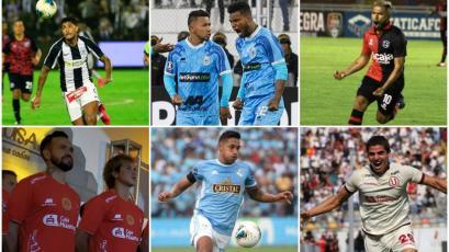 Liga1 Movistar: conoce de cerca las 20 camisetas titulares del campeonato (FOTOS)