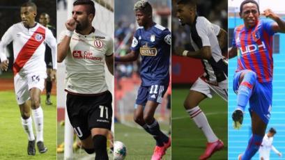 Liga1 Movistar: así está la tabla de posiciones del Torneo Apertura tras jugarse seis fechas