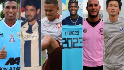 Fichajes Liga1 Movistar: conoce las altas y bajas de los 20 equipos del campeonato