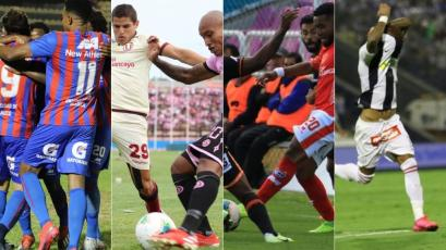Liga1 Movistar: 10 datazos imperdibles que nos dejó la fecha 5 del Torneo Apertura (VIDEOS)