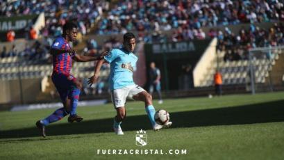 Sporting Cristal y Alianza Universidad igualaron en el Estadio Heraclio Tapia (1-1)