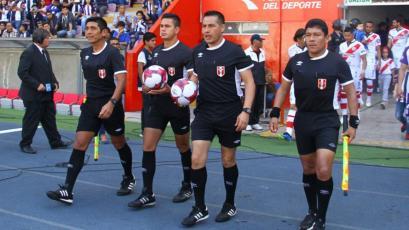 Liga1 Movistar: se confirmó árbitros adicionales para partidos trascendentales de la última fecha
