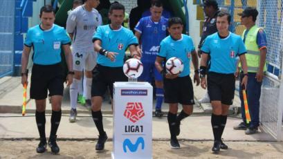 Liga1 Movistar: así les fue a los árbitros en las primeras 6 fechas del Apertura