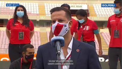 Víctor Villavicencio y el inicio de la Liga1 Movistar 2021: