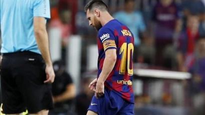 Barcelona confirmó tipo de lesión de Lionel Messi, ¿cuánto tiempo estará fuera de las canchas?
