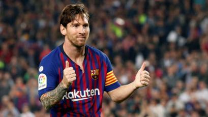 Lionel Messi podría reaparecer ante el Inter