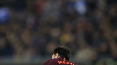 Barcelona perdió y cortó racha de 29 partidos invicto