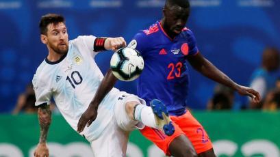 Lionel Messi sobre derrota de Argentina ante Colombia: