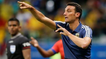 Técnico de Argentina tras perder con Colombia:
