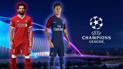 Champions League: Liverpool recibe al PSG en Anfield