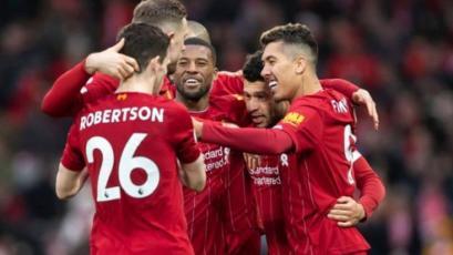 Premier League: hoy el Liverpool hubiese salido campeón tras 30 años