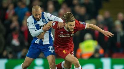 Champions League: Liverpool firma el empate con Porto y avanza