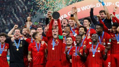Liverpool es campeón del Mundial de Clubes al vencer al Flamengo con gol en el alargue