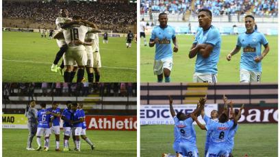 Torneo Apertura Liga1 Movistar: Los datos y estadística para la fecha 3