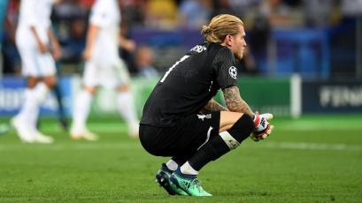 Loris Karius sufrió una conmoción cerebral en la final de Champions League