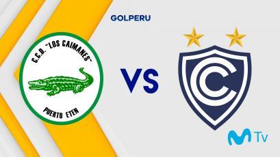 Los Caimanes y Cienciano se enfrentan en Lambayeque por la fecha 16 de la Liga2
