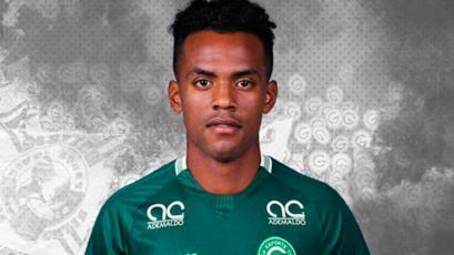Nilson Loyola debutó en el fútbol brasileño con Goias