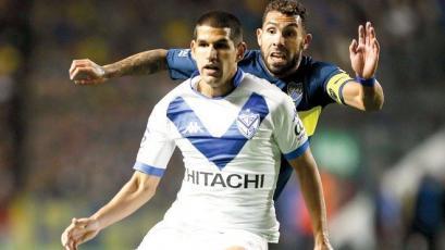 Luis Abram y Vélez ganaron y se colocan entre los primeros puestos del torneo argentino