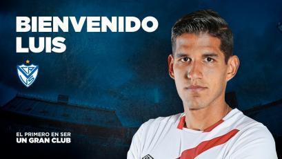 Luis Abram  ya está habilitado para debutar con Vélez