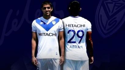 Luis Abram volverá a usar el dorsal # 29 con Vélez