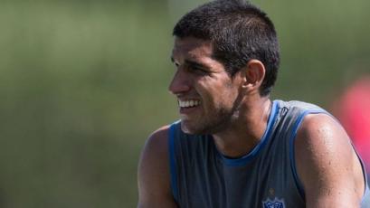 Luis Abram fue convocado por Vélez para el inicio de la Superliga Argentina