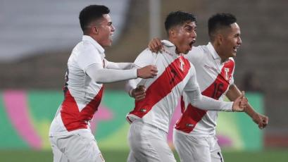 Selección Peruana Sub-23: