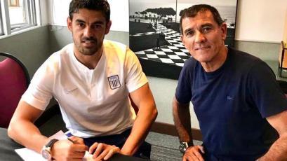 Liga1 Movistar 2020: Alianza Lima oficializó el fichaje del uruguayo Luis Aguiar (FOTOS Y VIDEO)