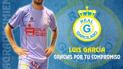 Real Garcilaso hace oficial de desvinculación de Luis García