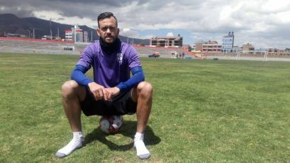Sport Huancayo: Luis García es el refuerzo del 'Rojo Matador'