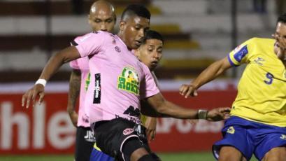 Luis Peralta tras empate de Sport Boys: