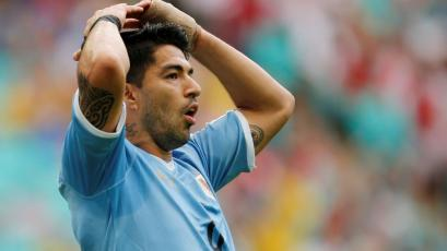 Luis Suárez sobre Pedro Gallese: