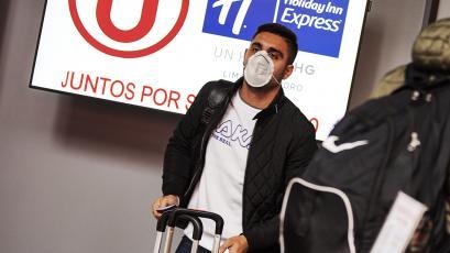 Universitario confirmó que Luis Urruti está lesionado: aproximadamente tres semanas fuera