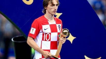 Luka Modric: