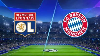 Champions League: Bayern Múnich choca ante el sorpresivo Lyon en semifinales