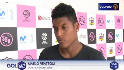 Maelo Reátegui: