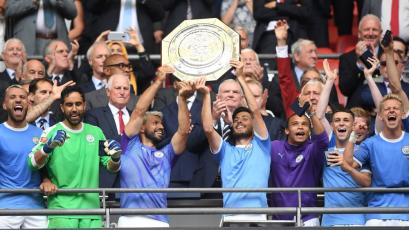 Manchester City venció al Liverpool en penales y se quedó con la Community Shield (VIDEO)