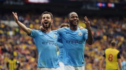 FA Cup: Manchester City golea en la final y consigue el 'Triplete' inglés