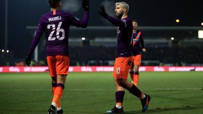 Manchester City accede a la final de la Copa de la Liga