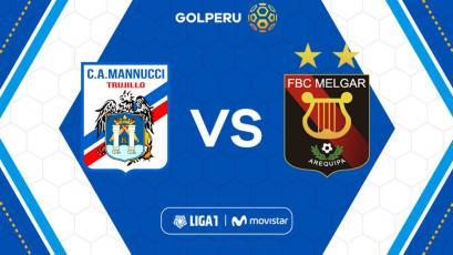 Carlos A. Mannucci y Melgar abren la fecha 8 de la Liga1 Movistar
