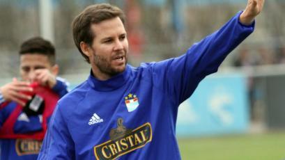 Director general de Sporting Cristal: