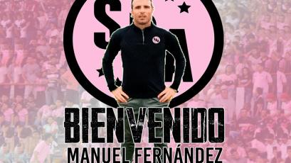 Manuel Fernández es el nuevo DT del Sport Boys