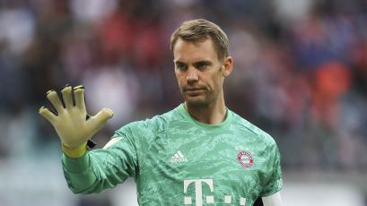 Manuel Neuer a un paso de abandonar el Bayern Múnich luego de nueve temporadas