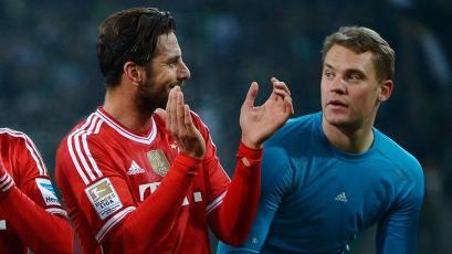 Manuel Neuer sobre Claudio Pizarro: