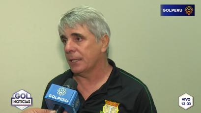 """Marcelo Grioni: """"El equipo jugó bien, pero gana quien hace los goles"""""""