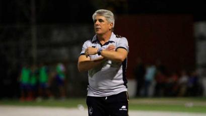 Marcelo Grioni tras la victoria de Cienciano: