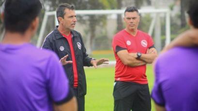 Marcelo Vivas y el debut de Sport Boys: