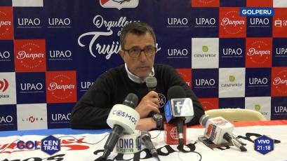 Marcelo Vivas tras el empate de Sport Boys en Trujillo: