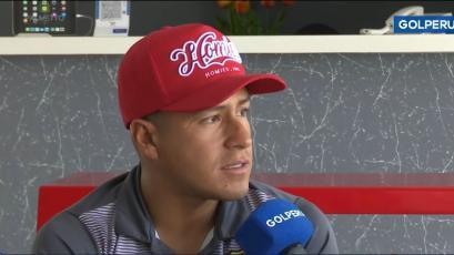 Marcio Valverde sobre la final de la Copa Bicentenario: